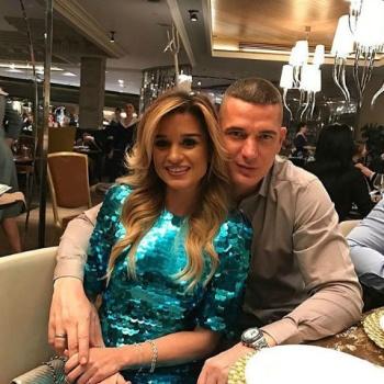 Ксения Бородина шумно отметила 34й день рождения