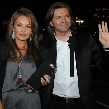 Дмитрий и Елена Маликовы отметили годовщину отношений