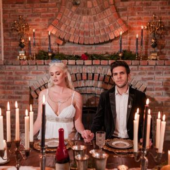 Тематическая свадьба для истинных поклонников сериала «Игра престолов»
