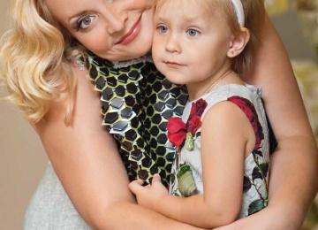 Дочь Светланы Пермяковой стала моделью
