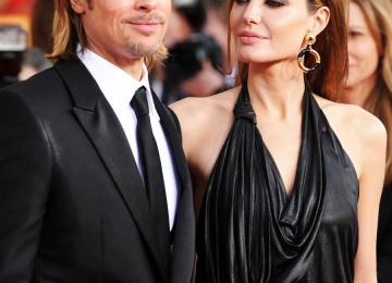 Прощальный подарок для Анджелины Джоли от бывшего мужа