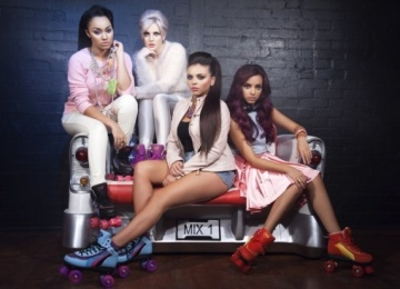 Little Mix готовят к выходу «рискованный» трек