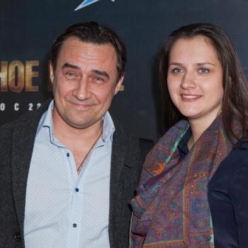 Супруга Камиля Ларина родила ему дочку
