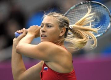 После скандала с мельдонием, теннисистка  Мария Шарапова вернулась и победила