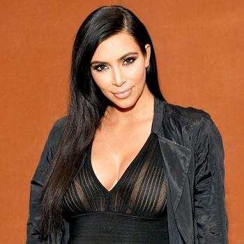 Ким Кардашьян боится, что не сможет полюбить ребенка от суррогатной матери