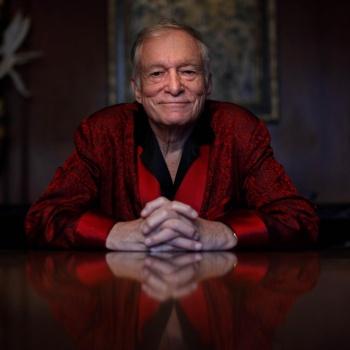 Умер основатель популярного журнала Playboy