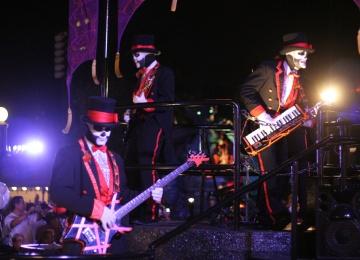 Мы знаем куда сходить! Симфония ужаса: Halloween Party в Studio 77