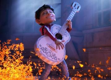 Сегодня в Москве состоится спецпоказ анимационного приключения Disney/Pixar «Тайна Коко»