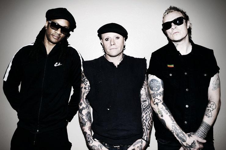 Группа The Prodigy начинает тур по России