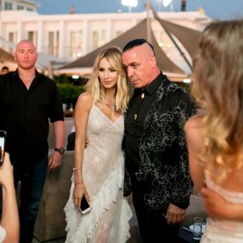 Светлана Лобода беременна от лидера группы Rammstein