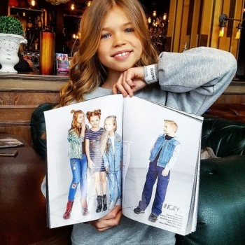 Пользователи Сети восхищаются подросшей дочерью Тарасова  Ангелиной