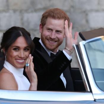 Принц Гарри и Меган Маркл изменили место свадебного путешествия