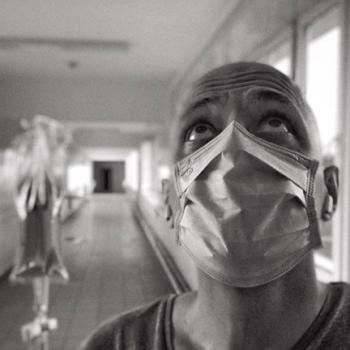 Эд Мацаберидзе шокировал поклонников снимком из больницы