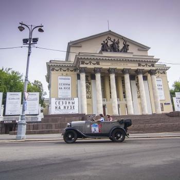 В Москве прошло ралли Bosch Moskau Klassik 2018