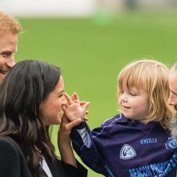 Принц Гарри и Меган Маркл заговорили о детях
