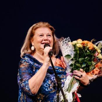 Ирина Муравьева восхитила зрителей латвийского фестиваля трогательной песней