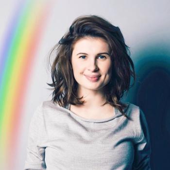 Анна Цуканова-Котт впервые показала новорожденную дочь