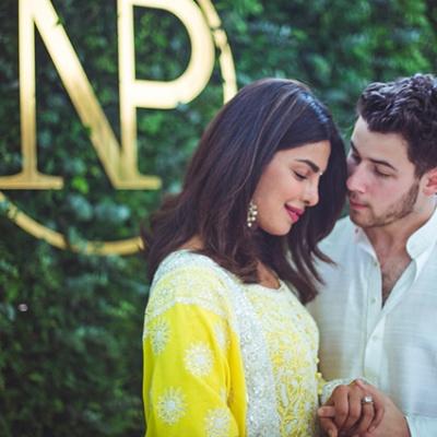 Приянка Чопра и Ник Джонас провели свадебный обряд в Индии