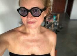 Анна Михалкова призналась в причине похудения