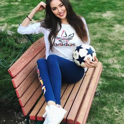 Анастасия Костенко удалила Instagram