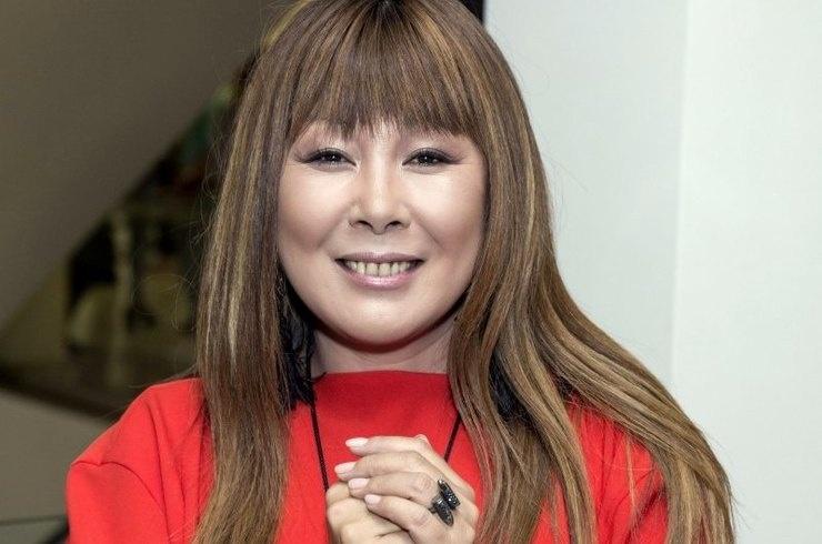 Анита Цой рассказала об отношениях с родителями
