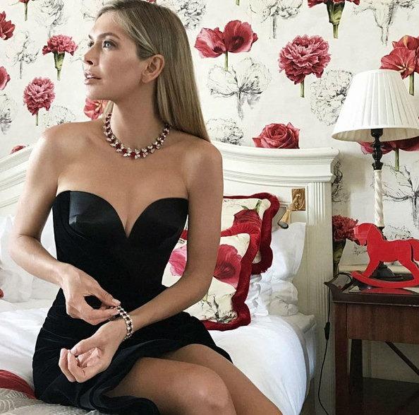 Вера Брежнева рассуждает об эталонах красоты
