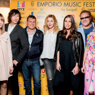A'STUDIO, The Jigits, Батишта и AnDy Darling откроют EMF-5