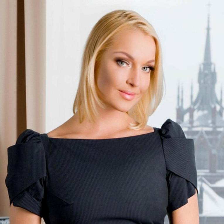 Анастасия Волочкова ушла с передачи «Кто хочет стать миллионером»  с пустыми руками