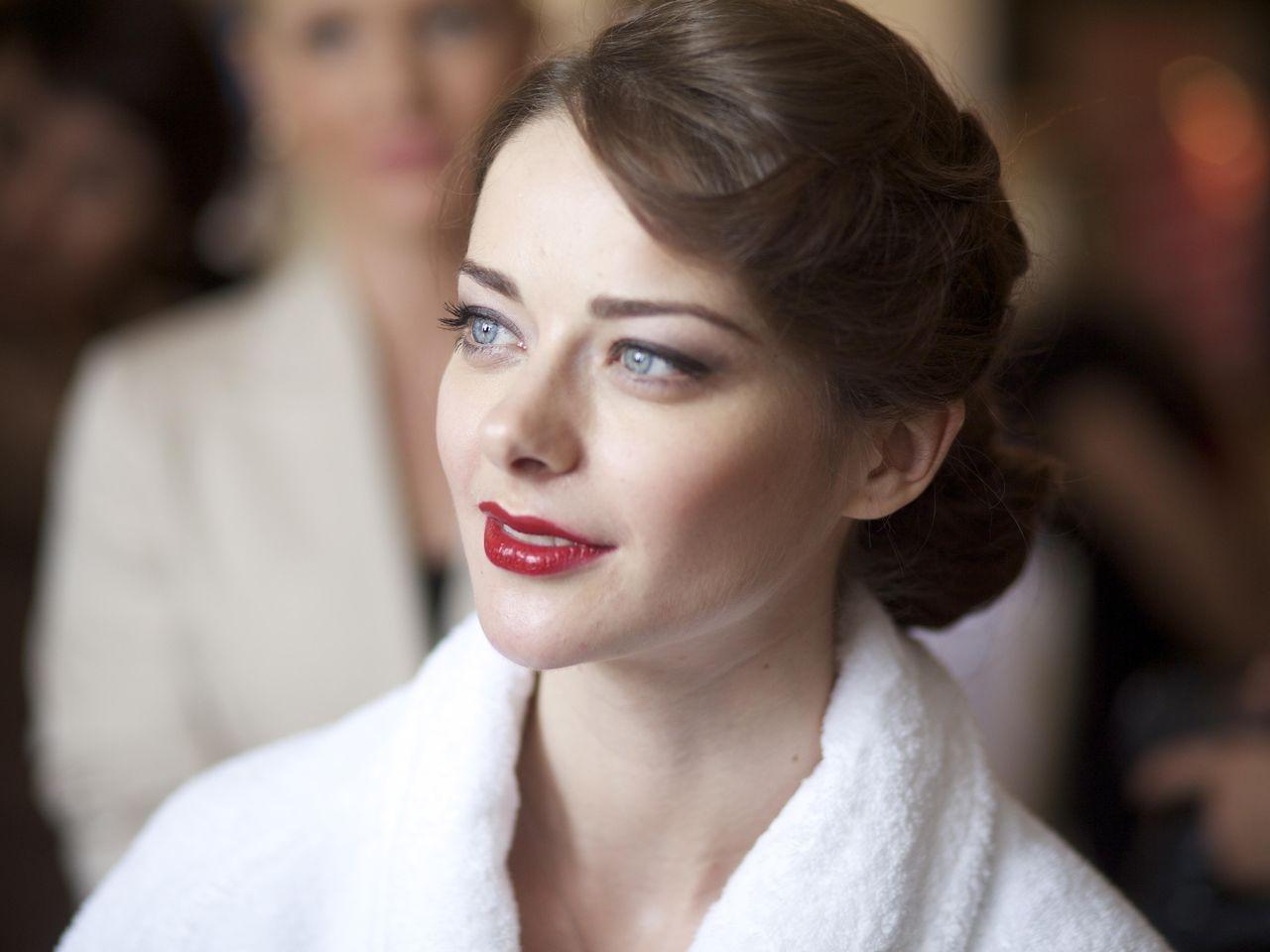 Марина Александрова впервые показала лицо
